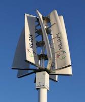 turbina eje vertical