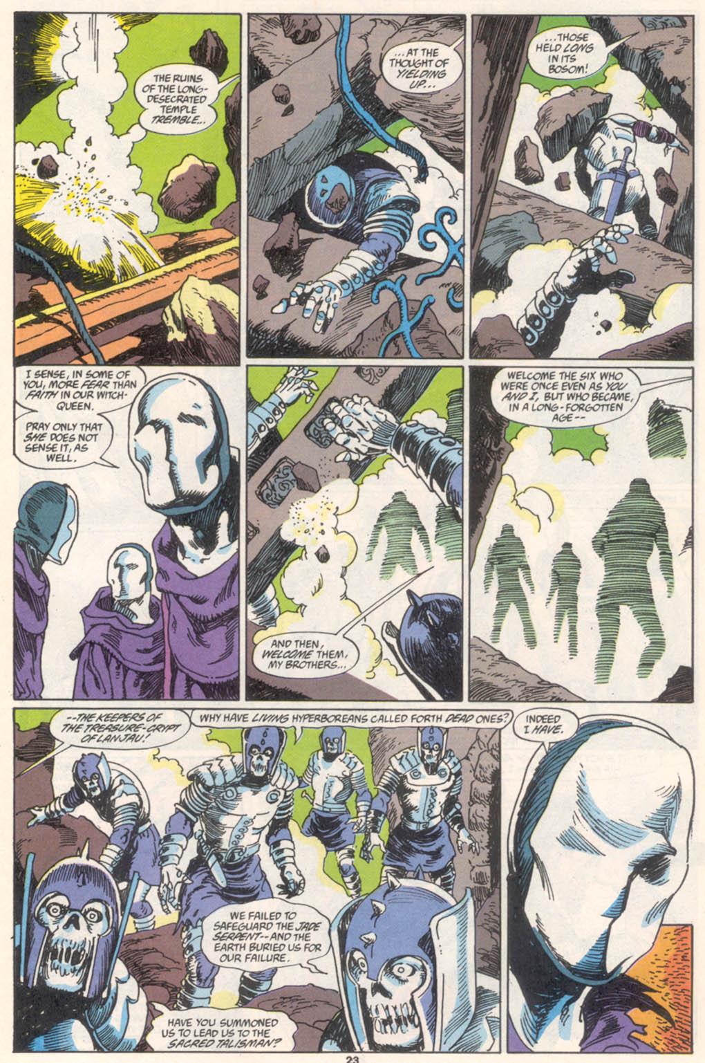 Conan the Barbarian (1970) Issue #255 #267 - English 18