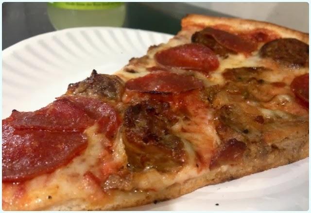 Bleecker Street Pizza, New York