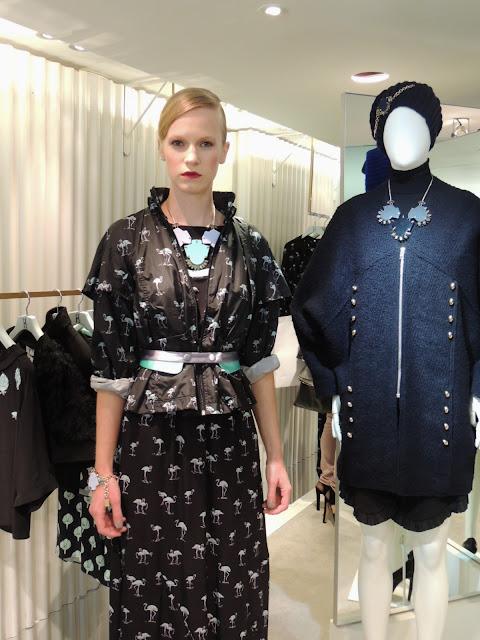 Uniqueness Pop-Up Shop London Fashion Week