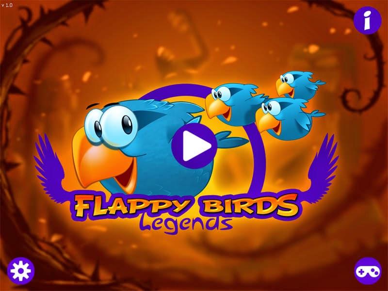 Online Flappy Bird Game