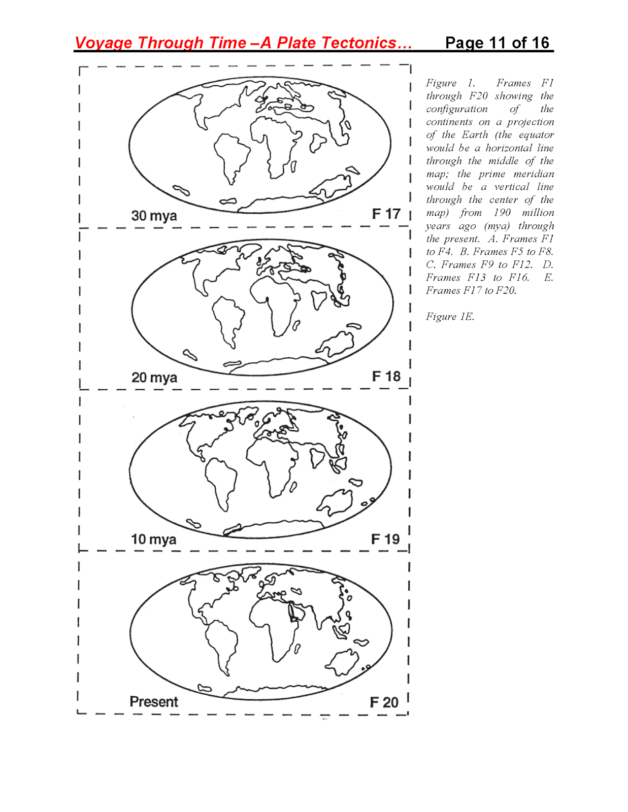 plate tectonics how it works cox pdf