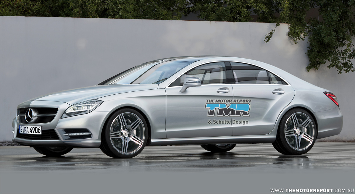 new autos tuning 2012 2011 mercedes cl class official
