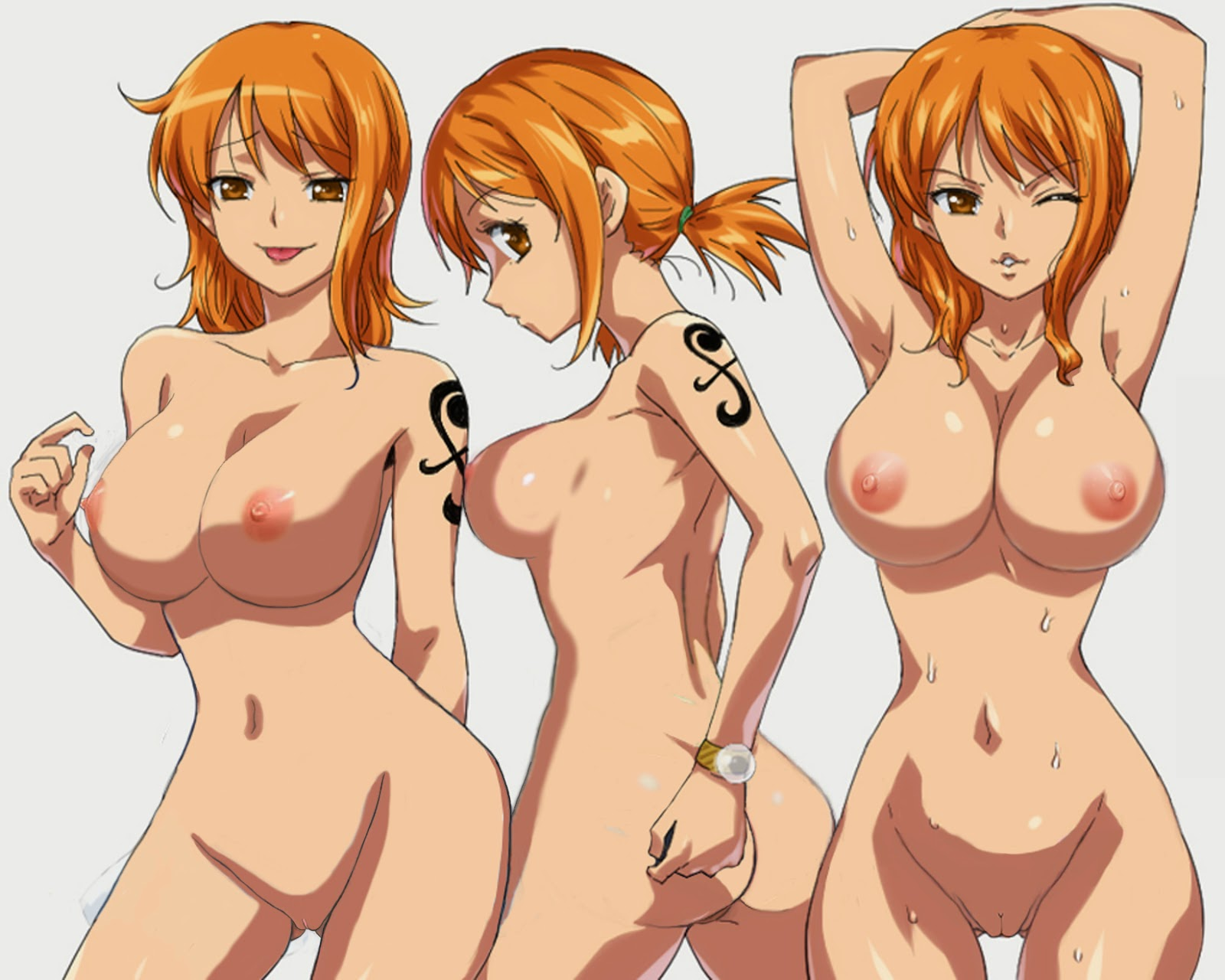 image One piece nami titfuck english subbed