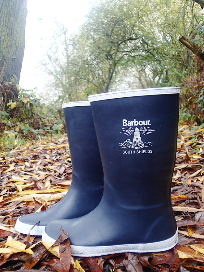 Barbour wellies from E-outdoor