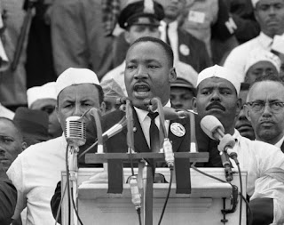 Martin Luther king of freedom