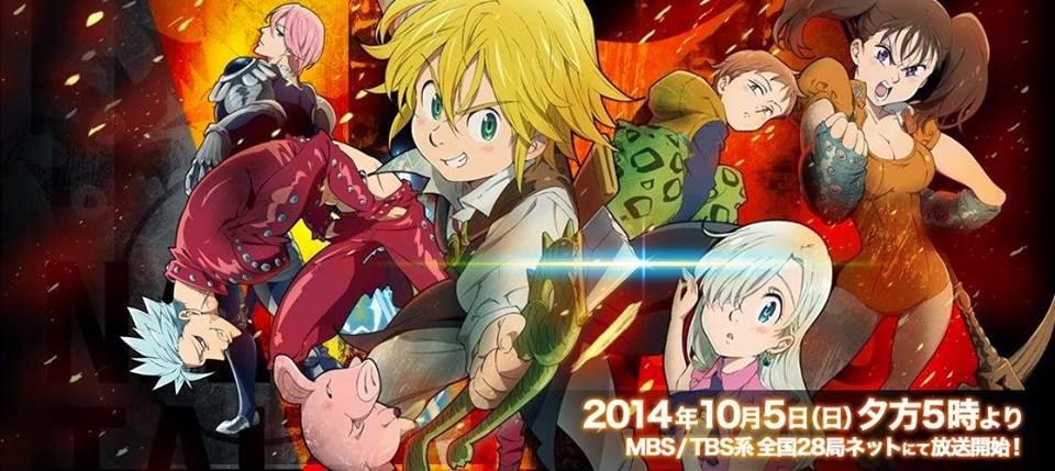 Nanatsu no Taizai Episode 1 2 3 4 5 6 7 8 9 10 Subtitle Indonesia