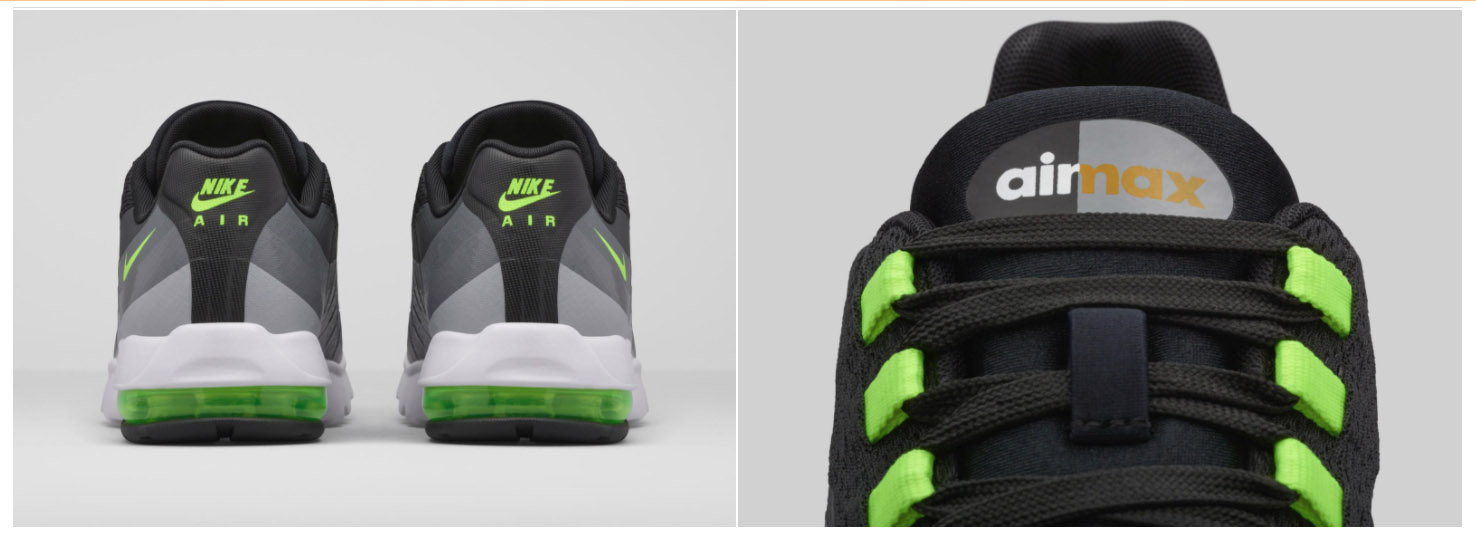Nike Air Max 95 Ultra Black/Volt
