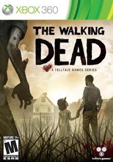 The Walking Dead PAL XBOX360