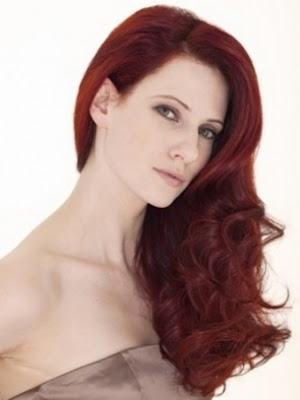 peinado mujer sexi