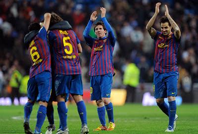 Barcelona vs Al Sadd