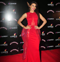 jacqueline fernandez at sansui colors stardust awards 2014 1.jpg
