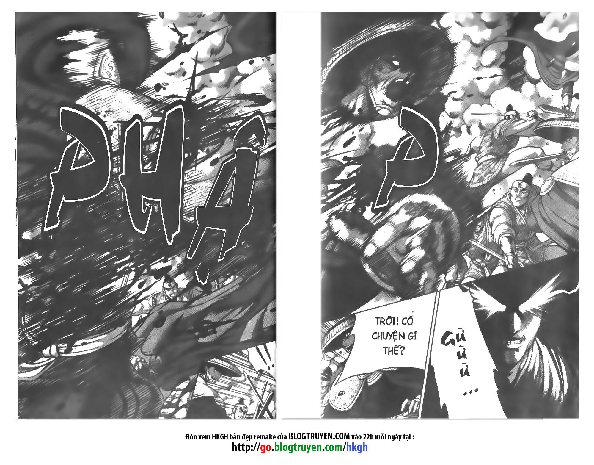 Hiệp Khách Giang Hồ chap 350 Trang 26 - Mangak.info