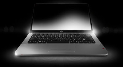 HP Envy 14 Spectre Black