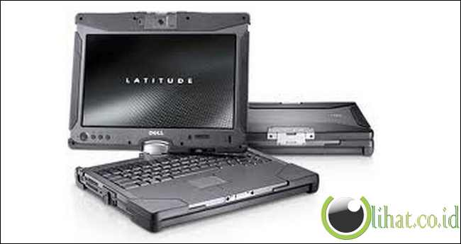 Notebook  Dell latitude xt2 xfr