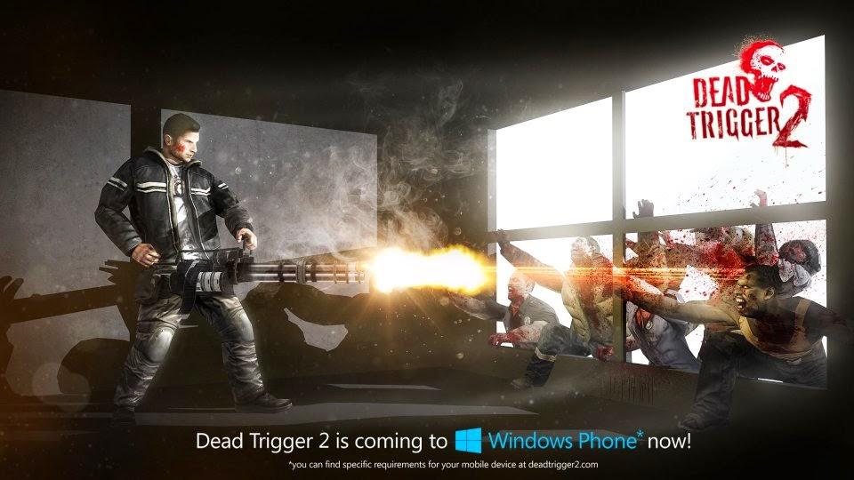 Dead Trigger 2 su Windows Phon