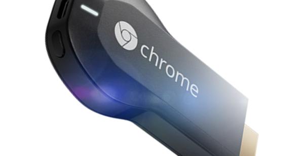 Google reveals Chromecast