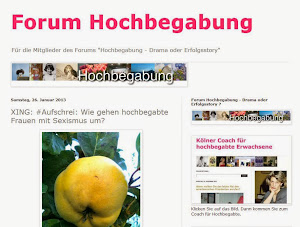 Klicken Sie auf das Foto und diskutieren Sie mit uns: Forum Hochbegabung - Drama oder Erfolgsstory