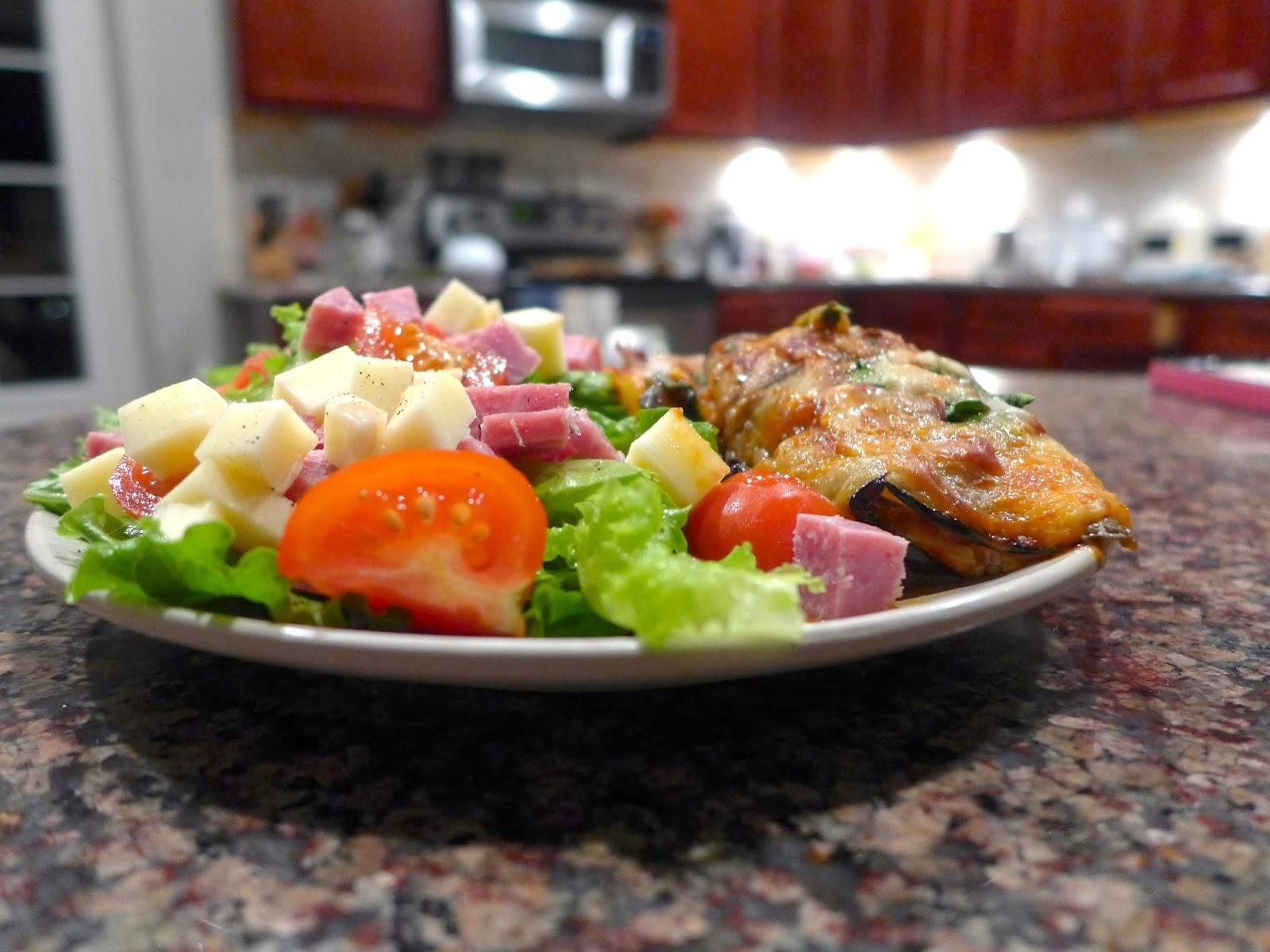 Italian Salami Salad
