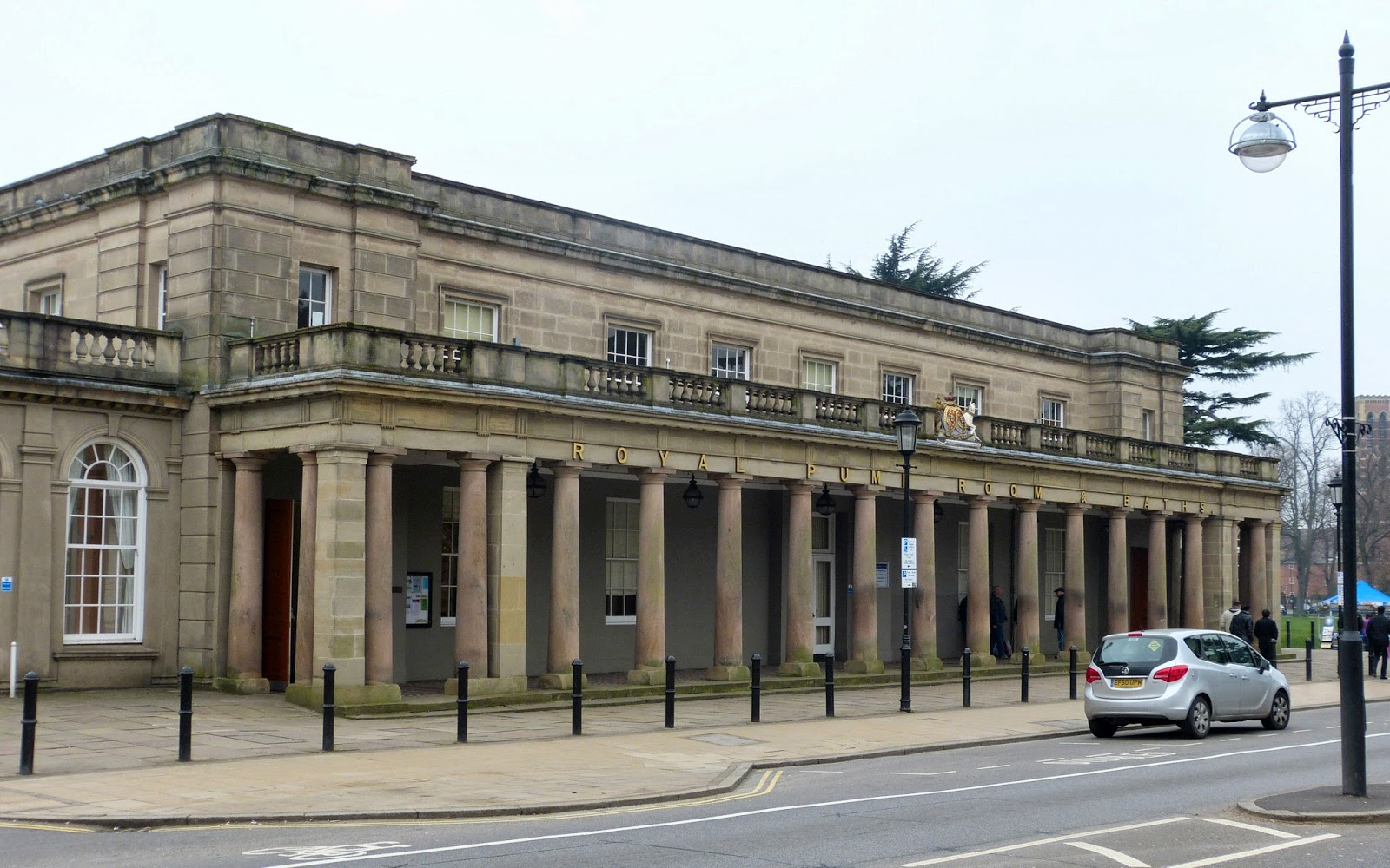 Royal Pump Room and Baths, Leamington Spa