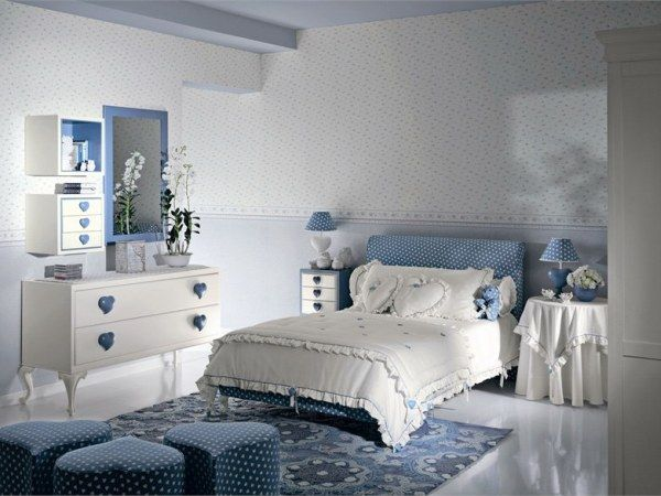 Themes For Teenage Bedrooms