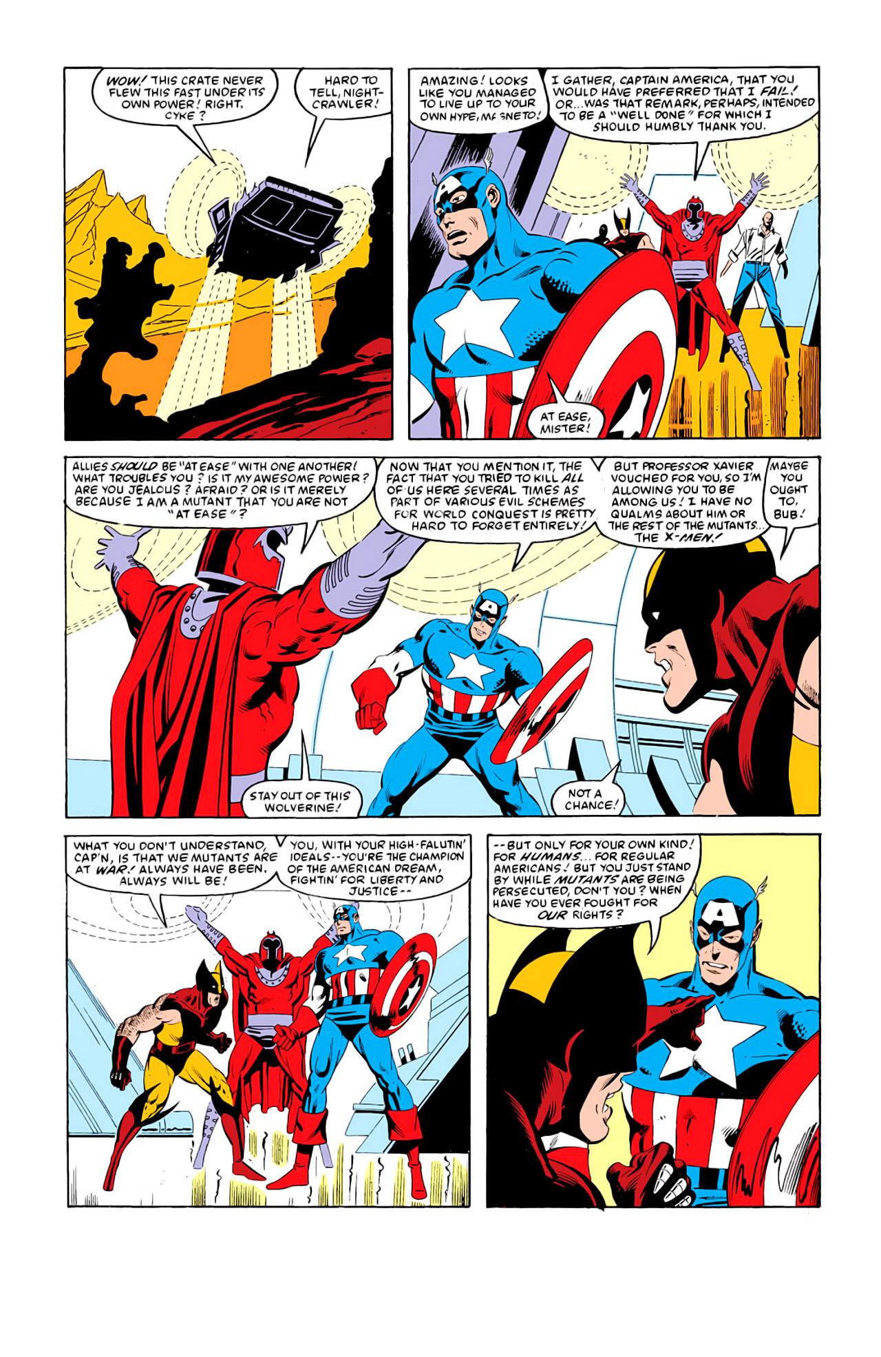 Captain America (1968) Issue #292k #218 - English 9