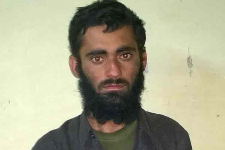 Indian Army captured another alive Pakistani terrorist 'Sajjad'