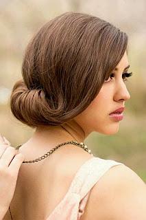 Peinados de Novia Vintage, parte 4