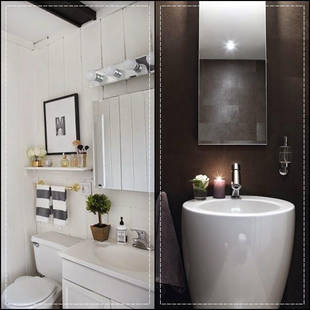 JSimões Engenharia LTDA BANHEIROS E LAVABOS PEQUENOS -> Banheiro Pequeno Cinza
