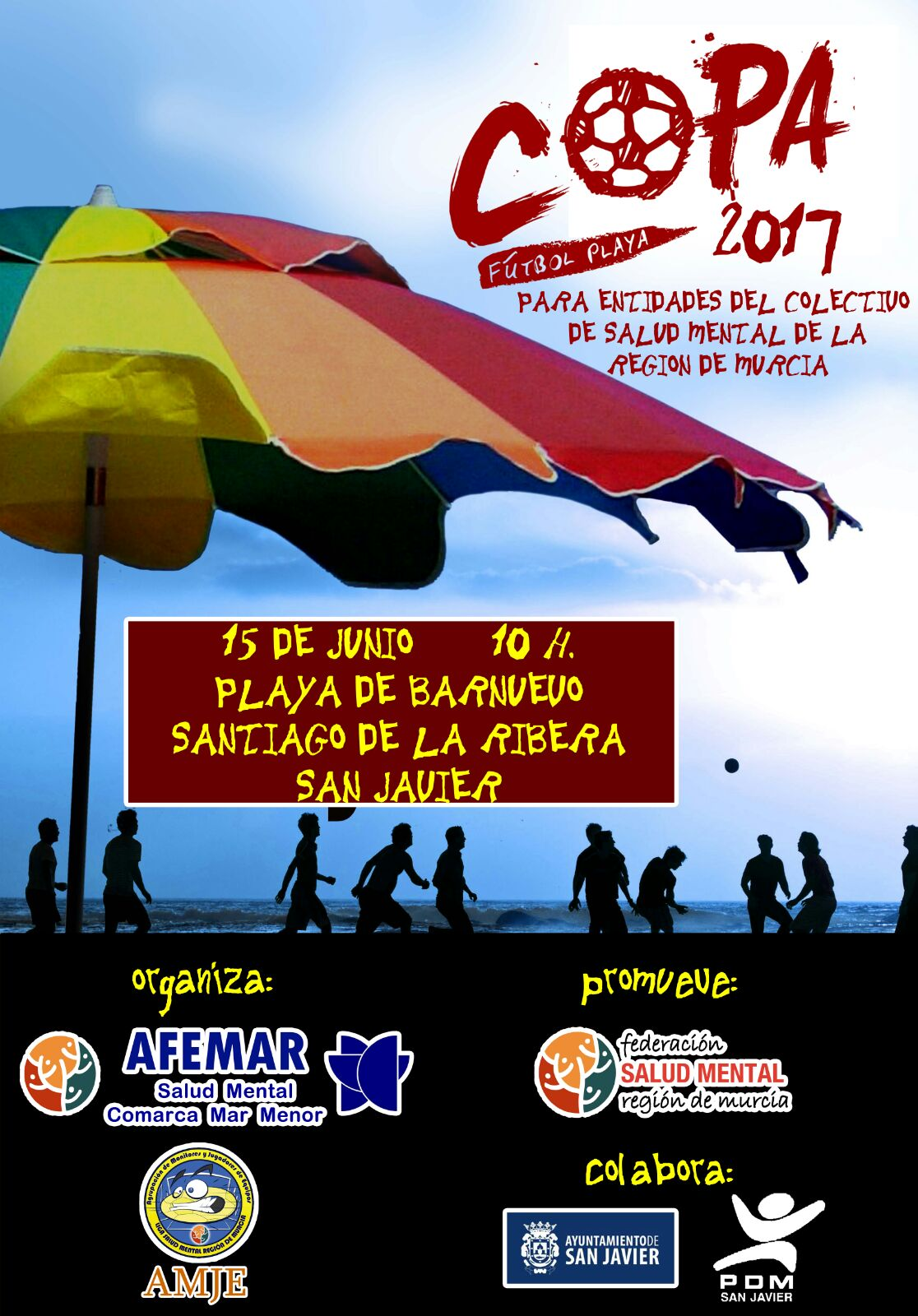 CARTEL DE LA COPA 2017