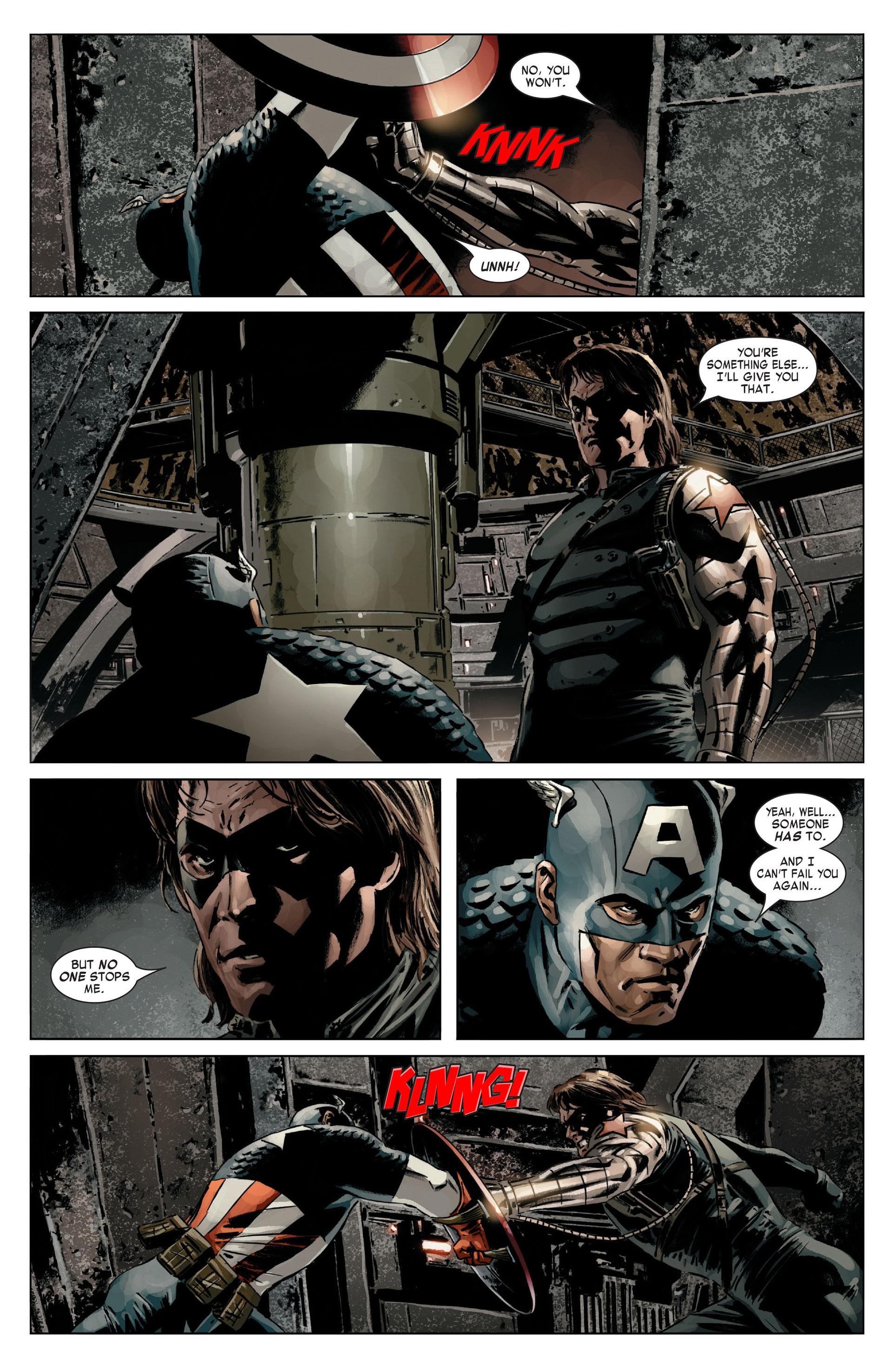 Captain America (2005) Issue #14 #14 - English 9