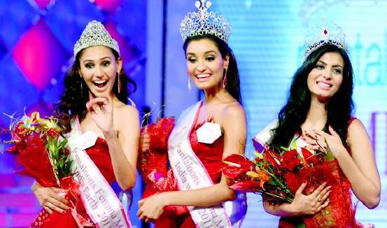Femina Miss India 2011 Semifinalists