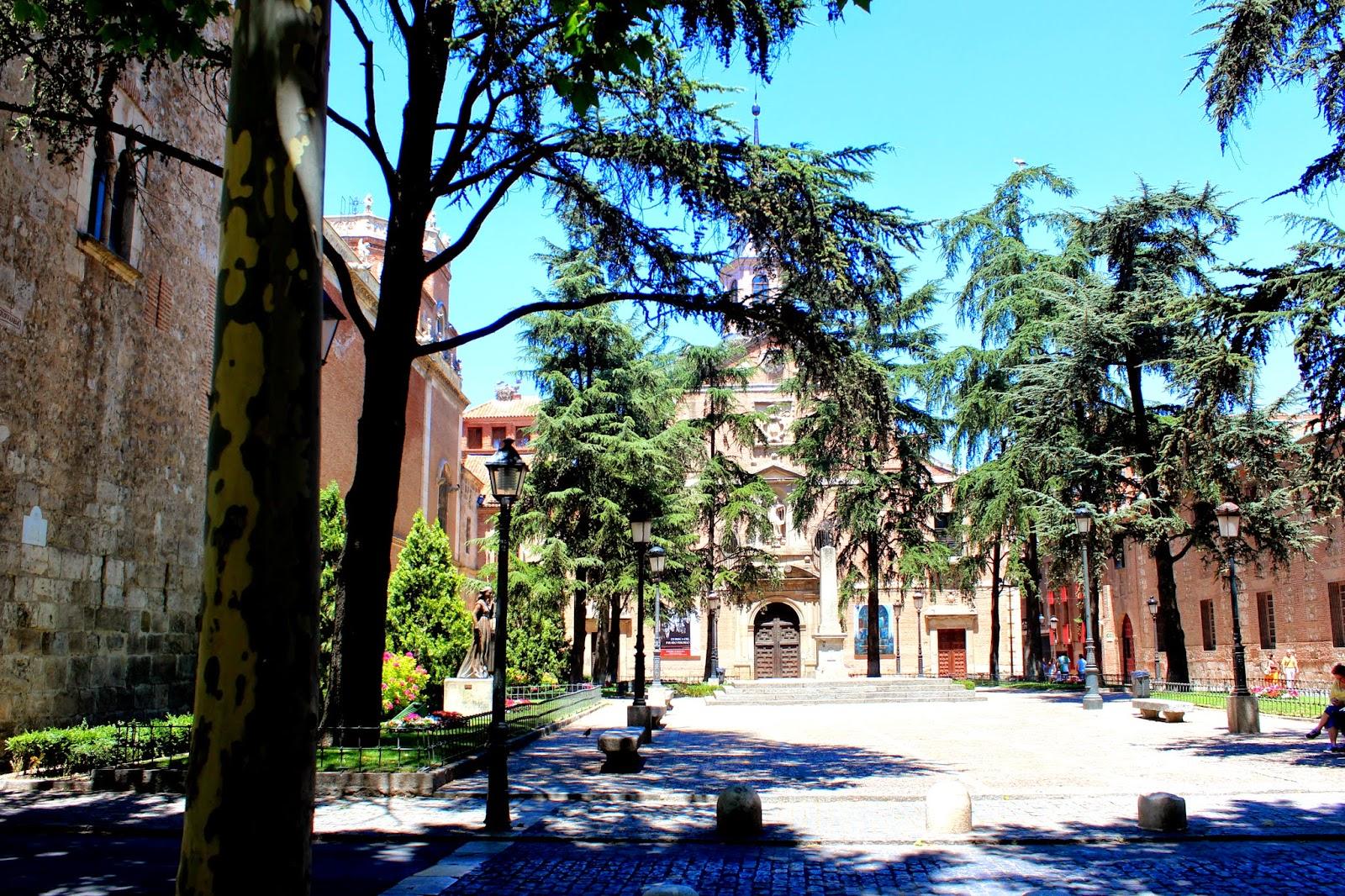 Monasterio de San Bernardo en Alcalá de Henares