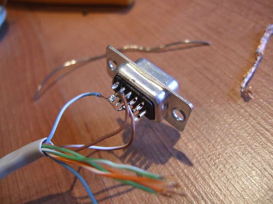 Разъем от кабеля как заменить на другой