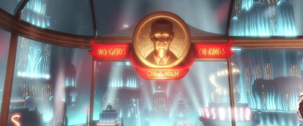 Bioshock Infinite: Burial At Sea DLC Trailer