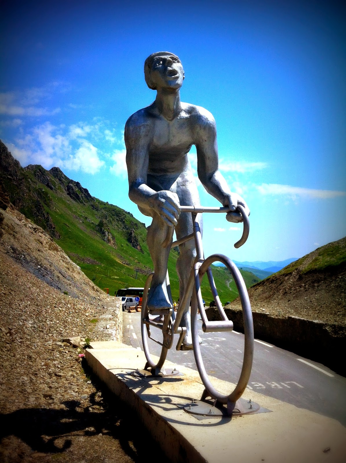 Barcelona Tourmalet with Montefusco Cycling