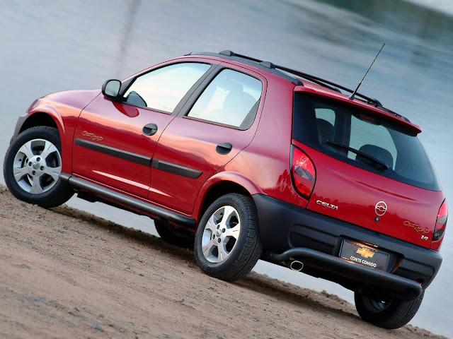 Chevrolet Celta Off-Road