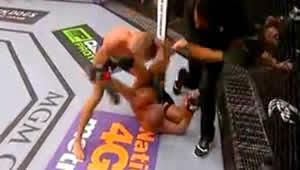 Lutador potiguar Renan Barão perde por nocaute para TJ Dillashaw no UFC 173
