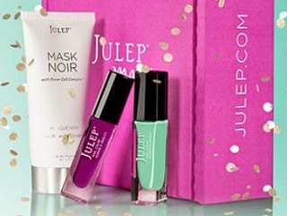 Image: FREE Julep Maven box filled with nail polish and other Julep beauty products