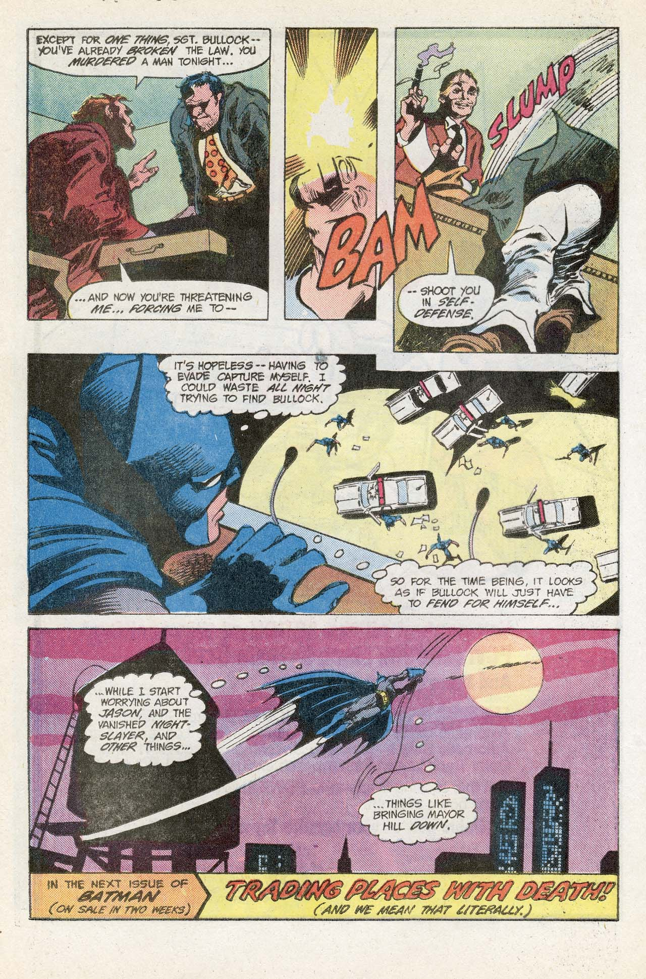 Detective Comics (1937) Issue #546 Page 23