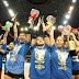 Giant Killer Ateneo Lady Eagles marches home with the UAAP Women's Volleyball Crown