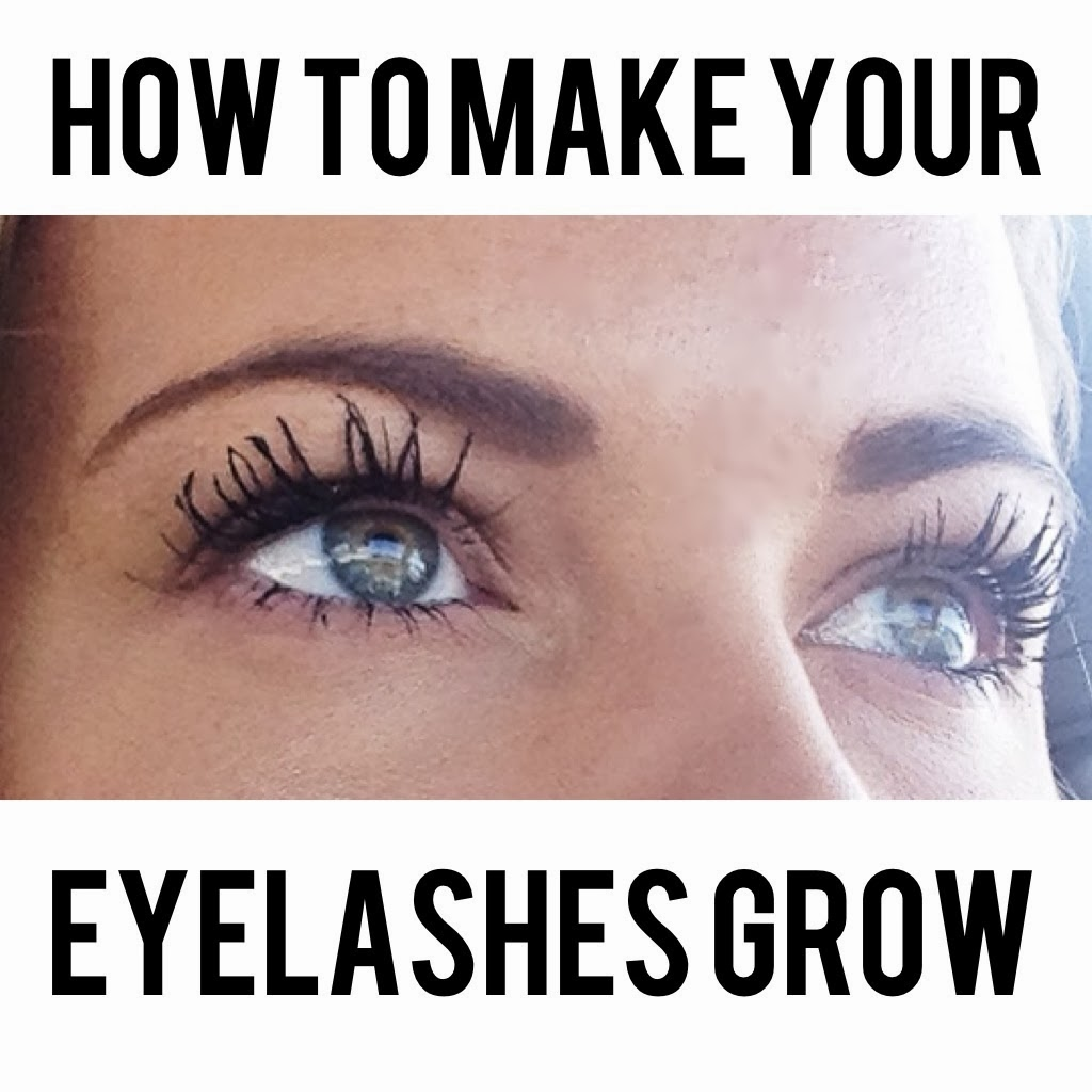 Tips for Growing Longer and Thicker Eyelashes | Britney Munday
