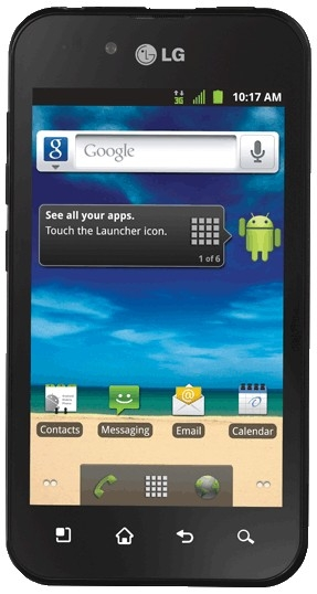 Straight Talk LG Optimus Black Now Available For $329.99