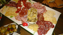 Italian Platter Antipasto Tray