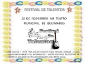 FESTIVAL DE TALENTOS 2011