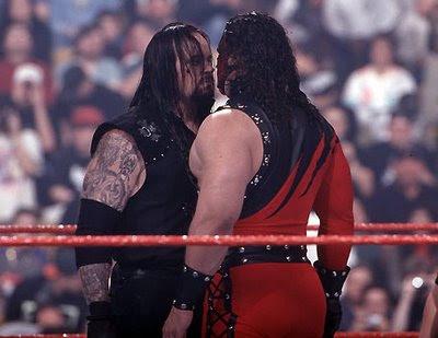 kane vs undertaker