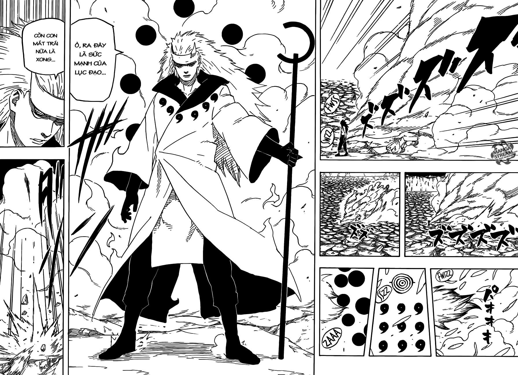 Naruto chap 663 Trang 13 - Mangak.info