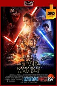 Star Wars: Episodio VII - El despertar de la Fuerza (2015) DVDRip Latino