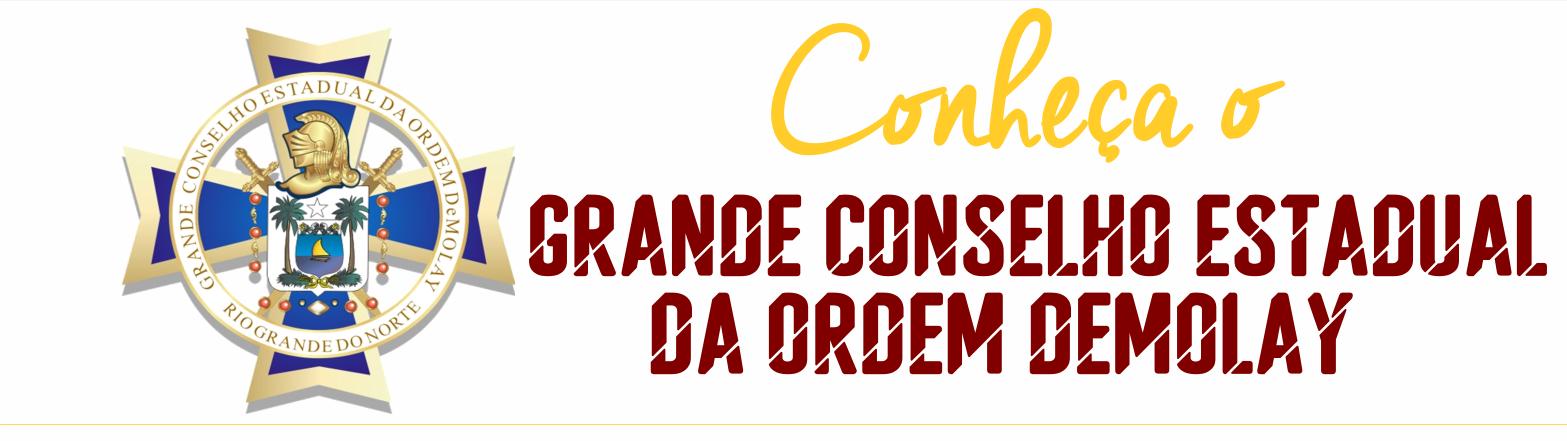 Grande Conselho Estadual da Ordem DeMolay