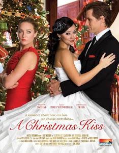 A Christmas Kiss Poster